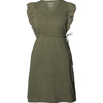Boob Amningsklännings, Alicia, Burnt olive Green