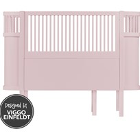 sebra Sebra Bed Baby/Junior Pink