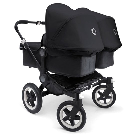 Bugaboo Bugaboo Donkey Twin All Black Black