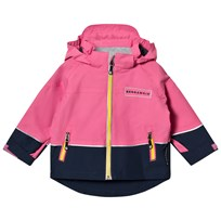 Geggamoja All Weather Jacket Pink Pink