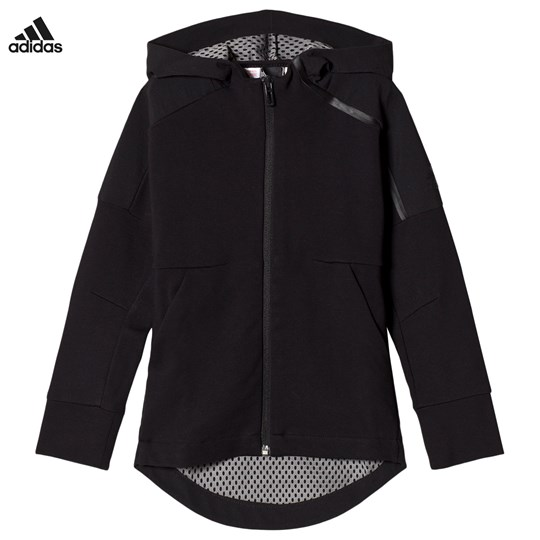 adidas Performance Black ZNE 2 Hoodie Black