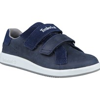 Timberland Sneakers, Courtside Hook-and-Loop Oxford, Youth Marinblå
