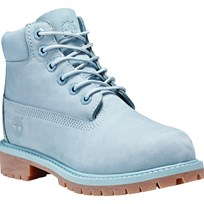 Timberland Kängor, Icon 6-inch Premium Boot, Junior Blue