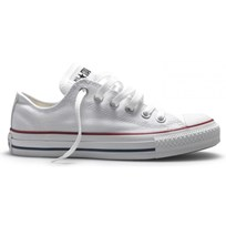 Converse White Chuck Taylor All Star Trainers OPTICAL WHITE