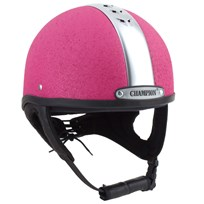 Champion Pink Ventair Helmet Pink