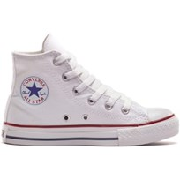 Converse White Chuck Taylor All Star High Top Trainers OPTICAL WHITE