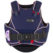 Champion Navy FlexAir body protector Marinblå
