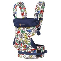 Ergobaby Ergobaby 360, Bärsele, Keith Haring POP Multi