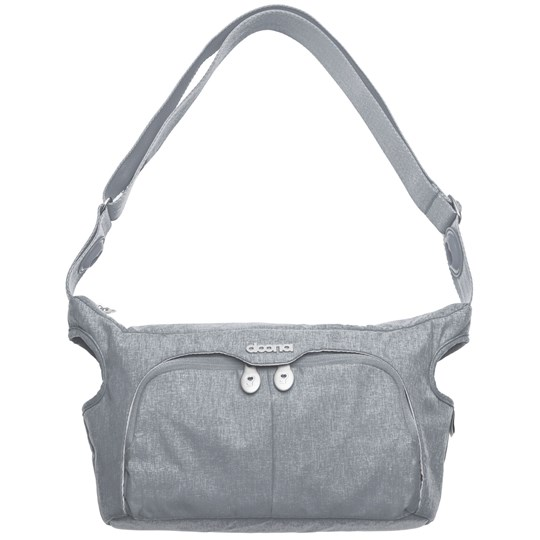 Doona Skötväska, Essential Bag, Grå Grey