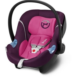 Image of Cybex Babyskydd, Aton M, Mystic Pink (3056116395)