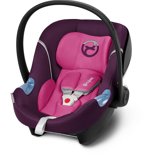 Cybex Aton M Infant Carrier Mystic Pink Pink
