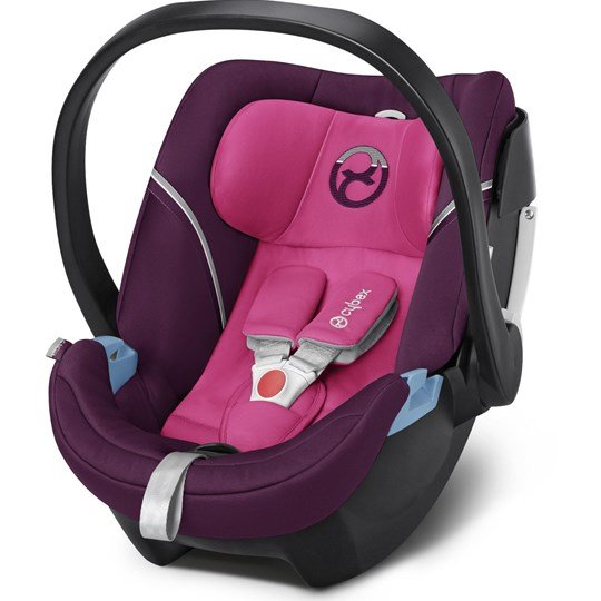Cybex Aton 5 Infant Carrier Mystic Pink Pink