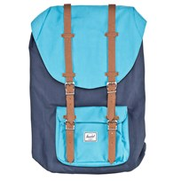 Herschel Navy Little America Large Backpack Blue