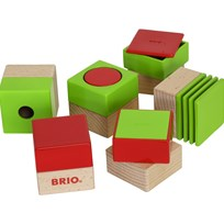 BRIO Sensory Blocks Multi