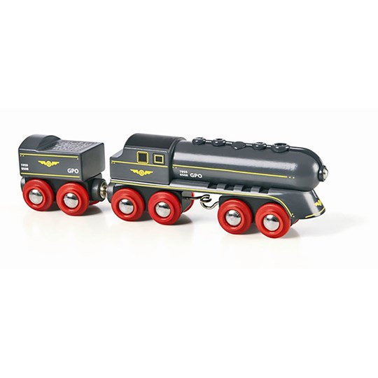 BRIO BRIO World - 33697 Speedy Bullet Train Multi