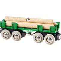BRIO BRIO World - 33696 Timmervagn Multi