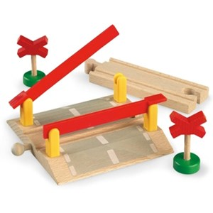 Image of BRIO BRIO® World – 33388 Railway Crossing 3 - 6 år (844595)