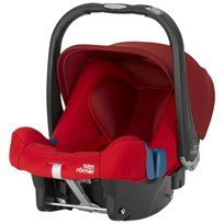 Britax Baby-Safe Plus SHR II Flame Red Rød