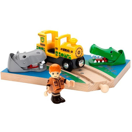 BRIO BRIO® World - 33721 Safari Crossing Multi