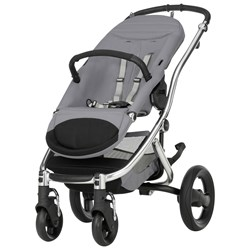Britax Chassi, Affinity, Base Model, Chrome
