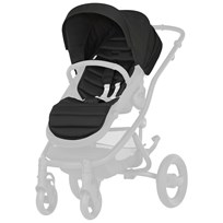 Britax Textil till sittdel, Affinity, Colour Pack, Cosmos Black Black