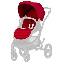 Britax Textil till sittdel, Affinity, Colour Pack, Flame Red Red