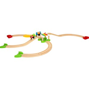 Image of BRIO BRIO® My First Railway - 33727 Beginner Pack 12 mdr. - 4 år (849158)