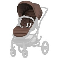 Britax Textil till sittdel, Affinity, Colour Pack, Wood Brown BROWN