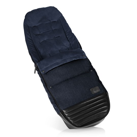 Cybex Priam Footmuff Midnight Blue Midnight Blue