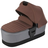 Britax Liggdel, Affinity, Carrycot, Wood Brown BROWN