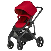 Britax Sittvagn, B-Ready, Flame Red Rød