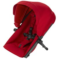 Britax Syskonsits, B-Ready, Flame Red Rød