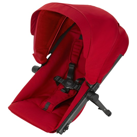 Britax B-Ready Syskonsits Flame Red Red