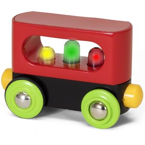 Image of BRIO BRIO® My First Railway – 33708 Light Up Wagon 24 months - 7 years (2879582395)