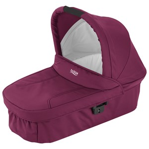 Image of Britax Hard Carrycot Wine Red (3056116409)