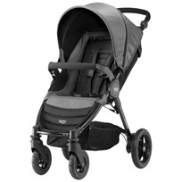 Britax B-Motion 4 Black Denim Sort
