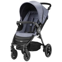 Britax B-Motion 4 Blue Denim Blue