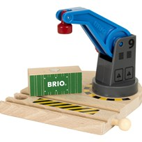 BRIO Low Level Crane Multi