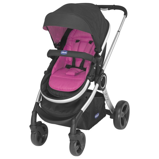 Chicco Textil till sittdel, Urban, Colourpack, Cherry Pink