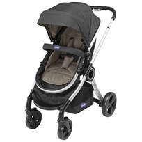 Chicco Textil till sittdel, Urban, Colourpack, Anthracite Black