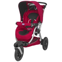 Chicco Sittvagn, Active3, Red Wave Rød