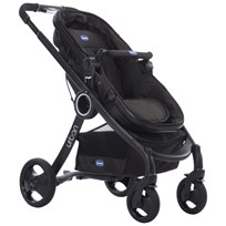 Chicco Sittvagn, Urban Plus Crossover, Black Black