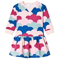 Livly Sweatshirt Dress Cloud Print Allover Cloud Print Allover