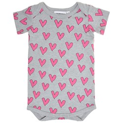 Gardner and the gang Body, Love heart, Grey