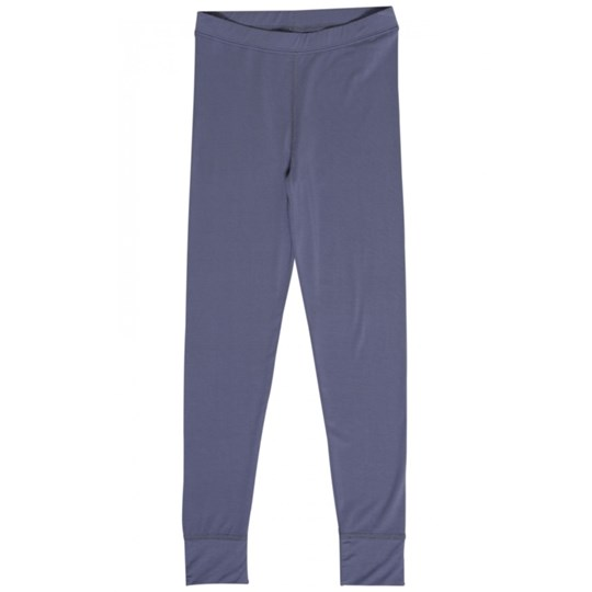 Hust&Claire Leggings, Bambu, Blå Blue