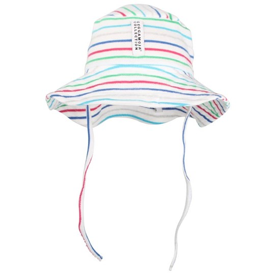 Geggamoja Sunnyhat Multistriped Multi