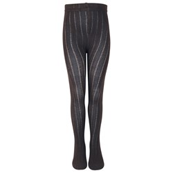 Melton Classic Tights W/Bamboo Millie Graphite Greyish