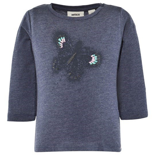 Mexx Baby Girls T-Shirt C&S Night Blue