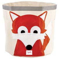 3 Sprouts Fox Storage Bin Multi