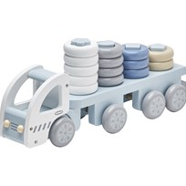 Kids Concept Truck Sorting Blue Blue